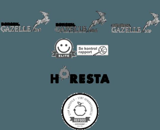 Gazelle Stubbs Gastronomi